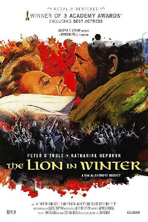 The Lion in Winter (1968)