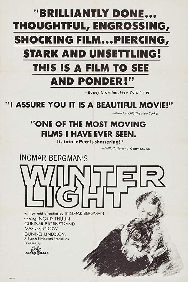 Winter Light (1963)