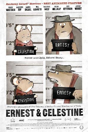 Ernest & Celestine (2012)