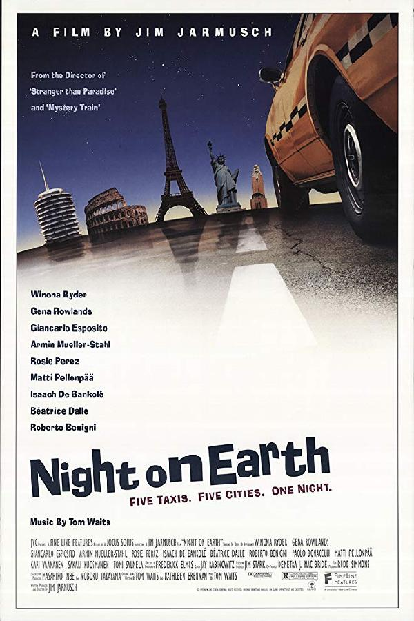 Night on Earth (1991)