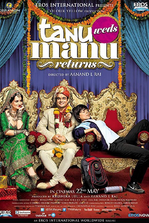Tanu Weds Manu Returns (2015)