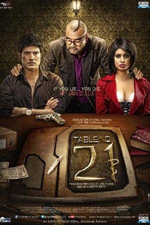 Table No.21 (2013)