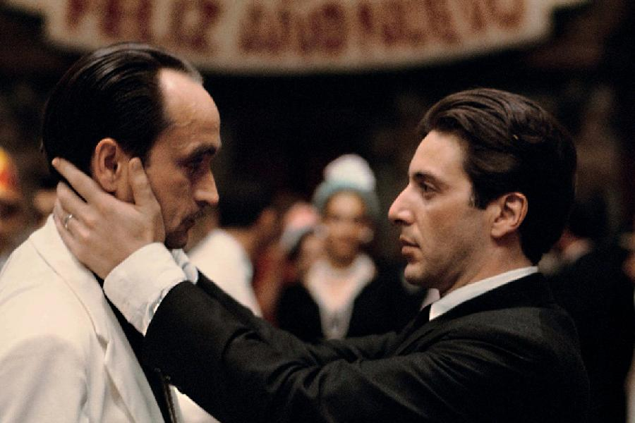 Character Analysis of Michael Corleone - The Godfather