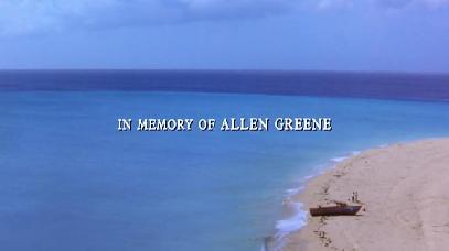 Who is Allen Greene from the Movie Shawshank Redemption?