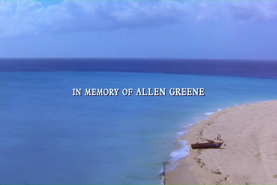 Who is Allen Greene from the Movie The Shawshank Redemption?