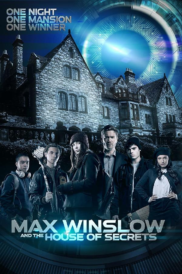 Max Winslow and the House of Secrets