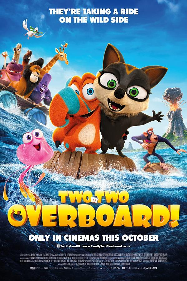 Two By Two: Overboard! (2020)