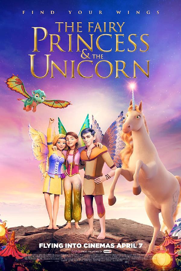 The Fairy Princess and the Unicorn (2019)