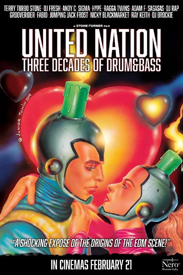 United Nation: Three Decades of Drum & Bass (2020)