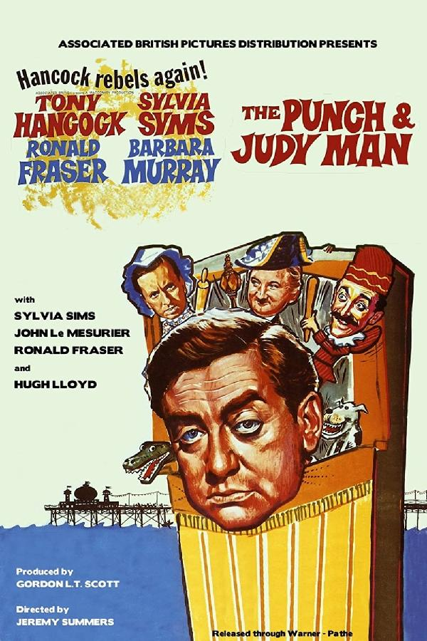 The Punch and Judy Man (1962)