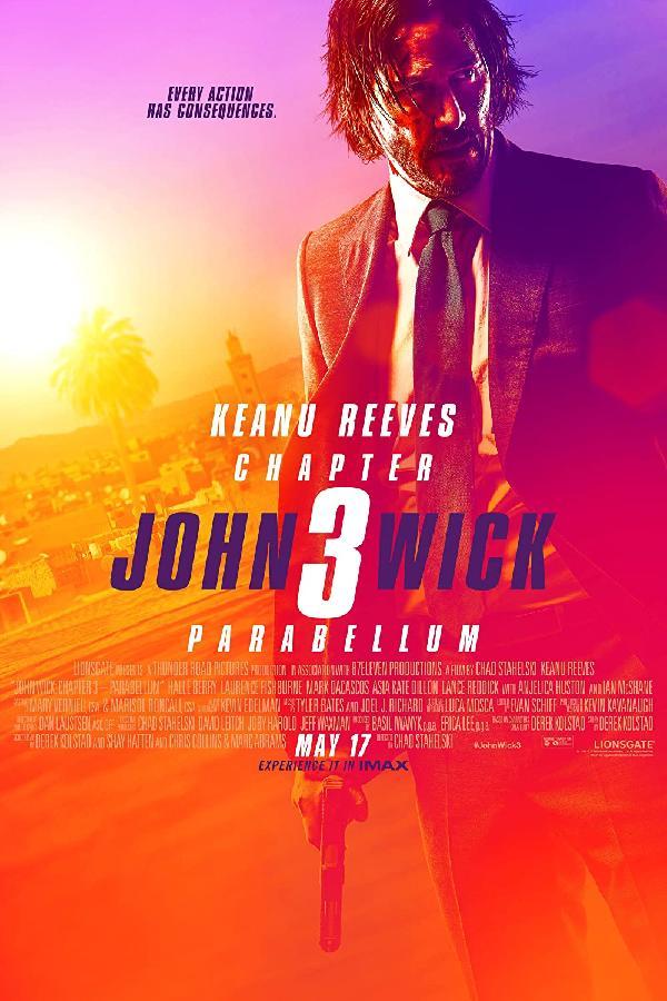 John Wick: Chapter 3 -- Parabellum (2019)