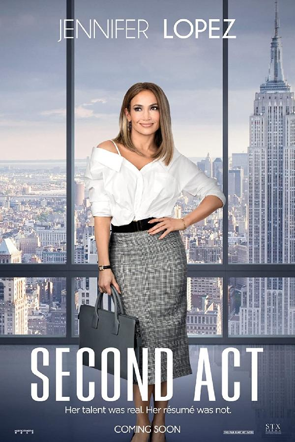 Second Act (2018)