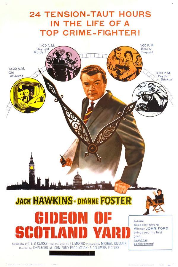 Gideon of Scotland Yard