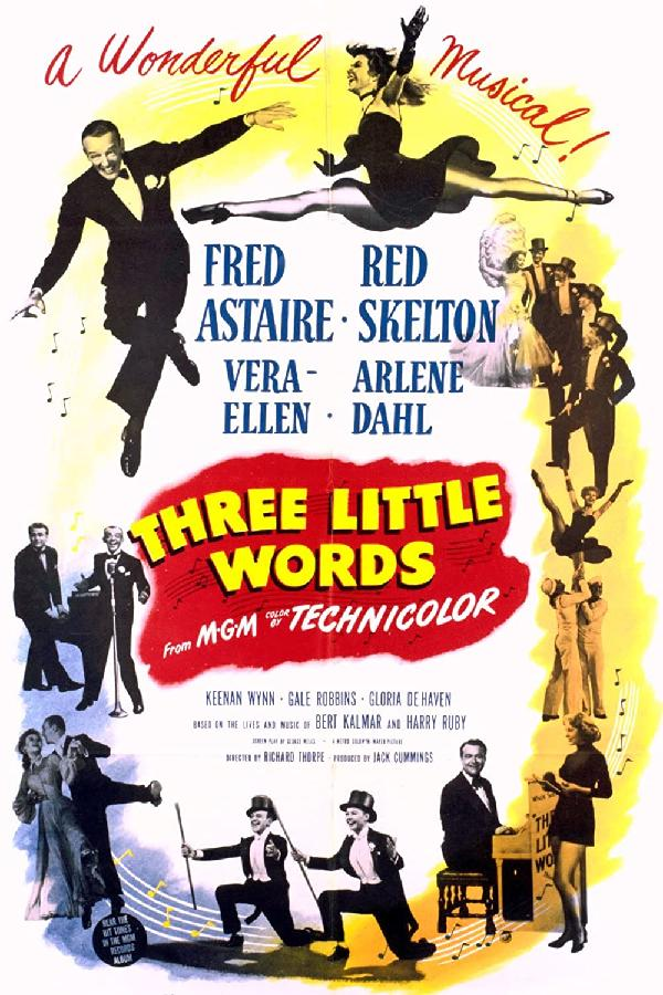 Three Little Words (1950)