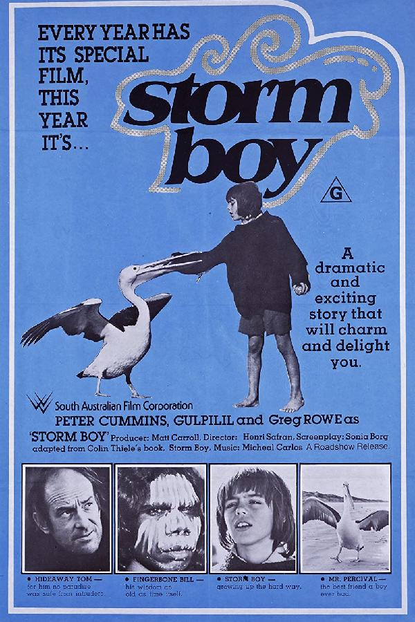 Storm Boy (1976)