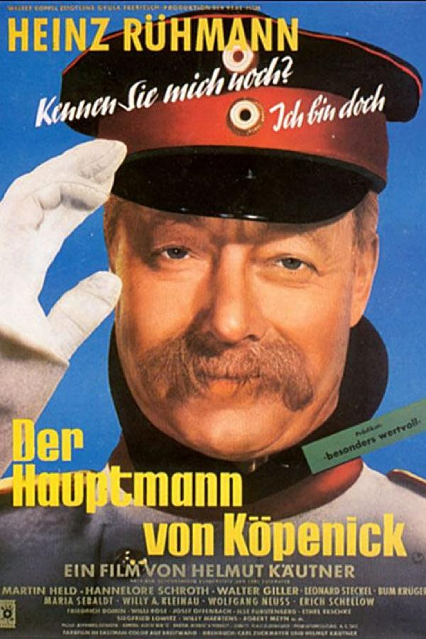 The Captain From Koepenick (1956)