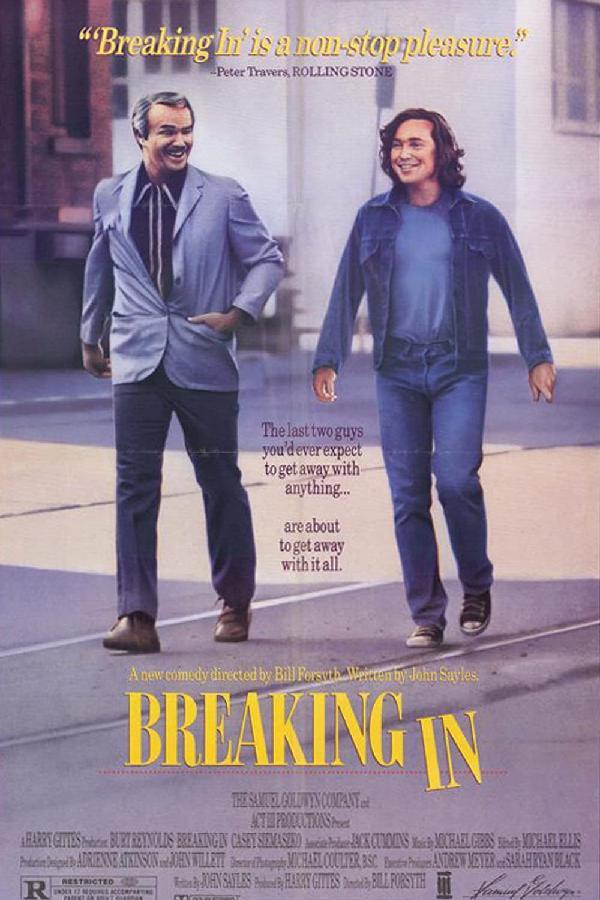 Breaking In (1989)