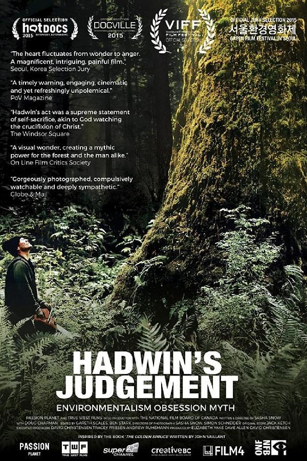 Hadwin's Judgement (2015)