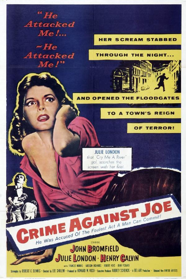 Crime Against Joe (1956)