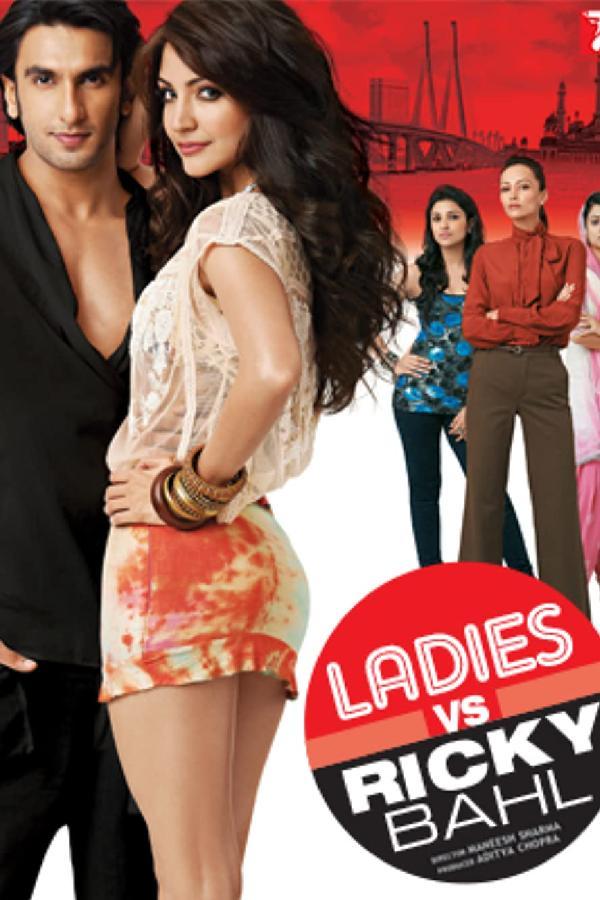 Ladies vs. Ricky Bahl (2011)