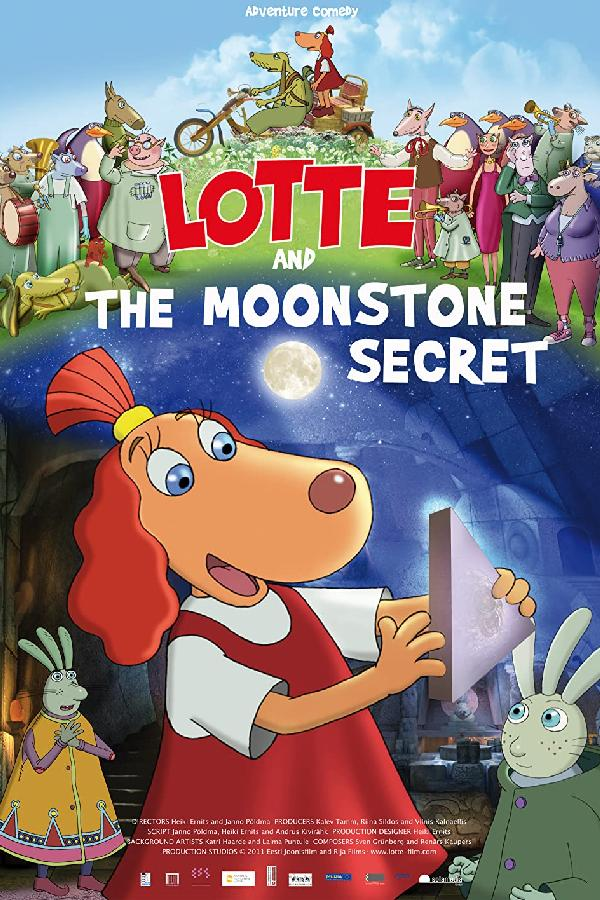 Lotte and the Moonstone Secret (2011)