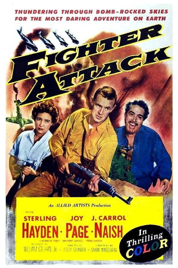 Fighter Attack (1953)