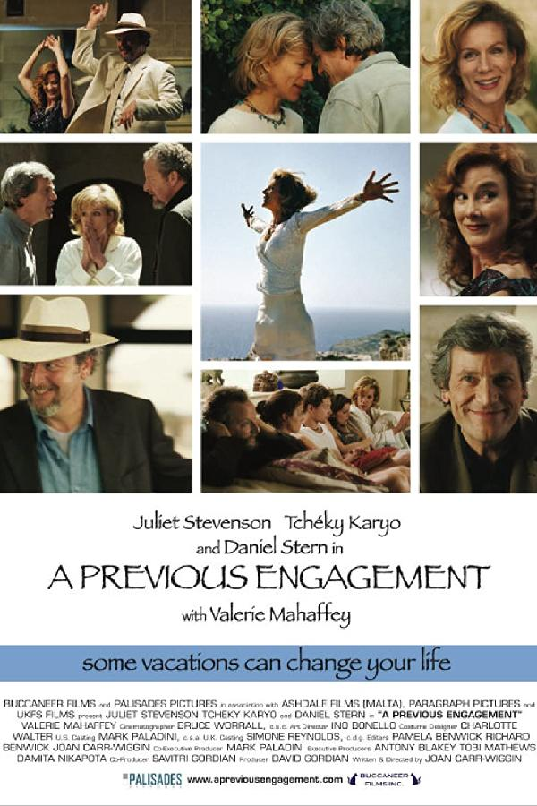A Previous Engagement (2008)