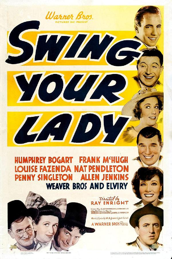 Swing Your Lady (1938)