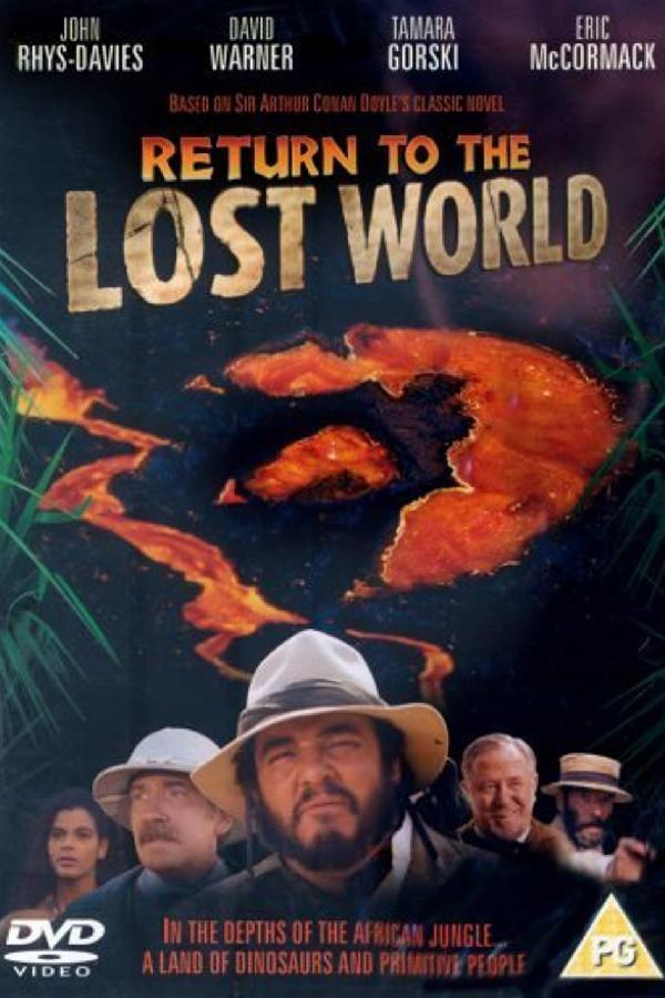Return to the Lost World (1993)