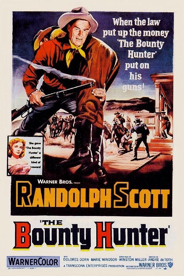 The Bounty Hunter (1954)
