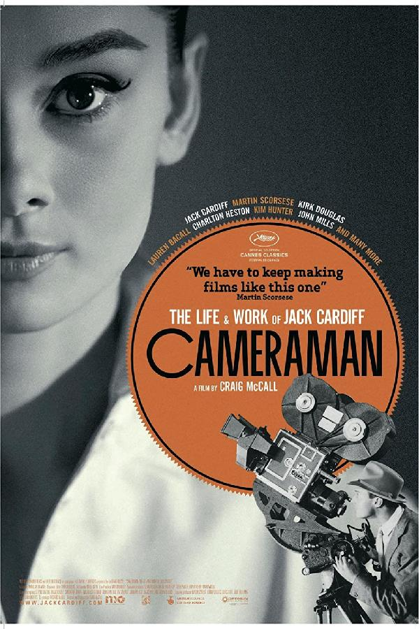 Cameraman: The Life & Work of Jack Cardiff (2010)