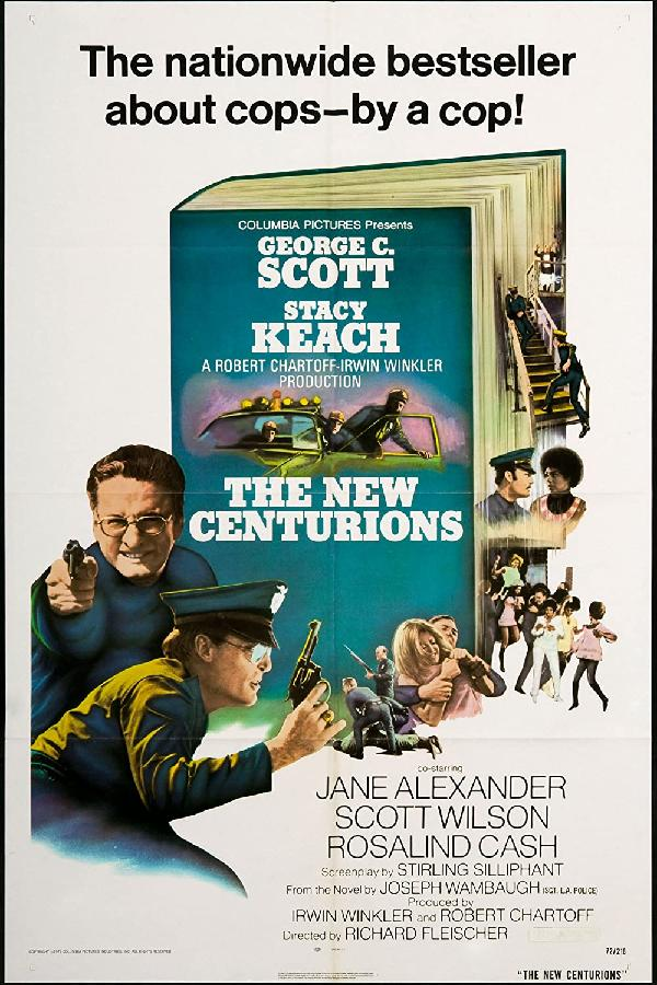 The New Centurions (1972)