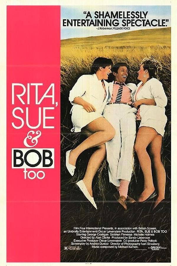 Rita, Sue and Bob Too! (1987)