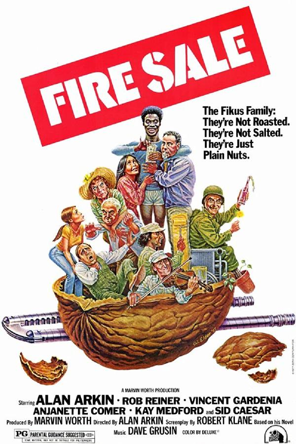 Fire Sale (1977)