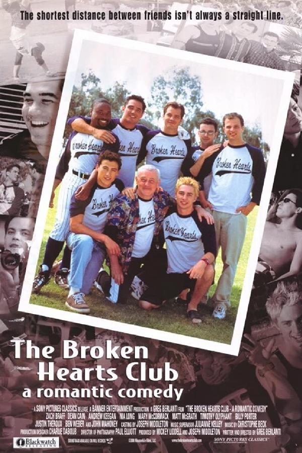 The Broken Hearts Club (2000)