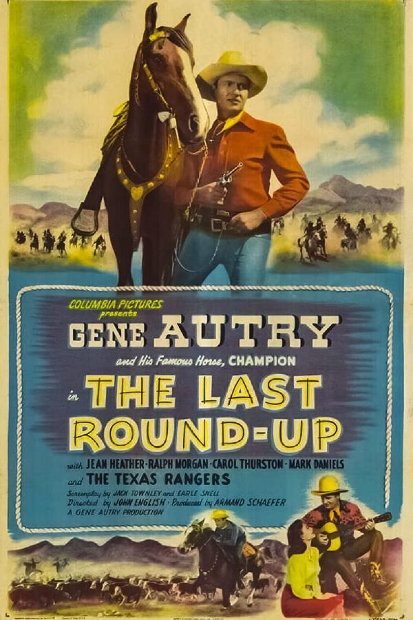 The Last Round-Up (1947)