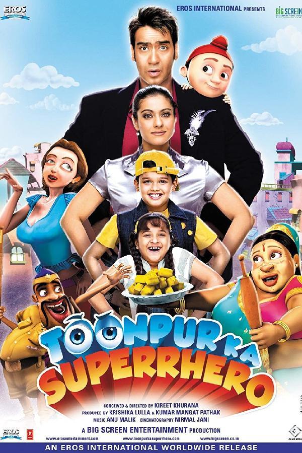 Toonpur Ka Super Hero (2010)