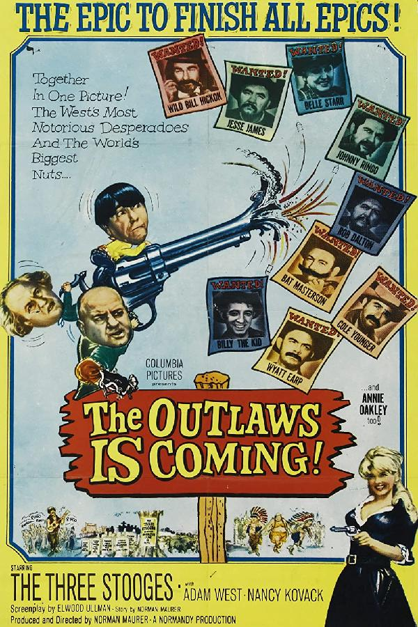 The Outlaws Is Coming (1965)