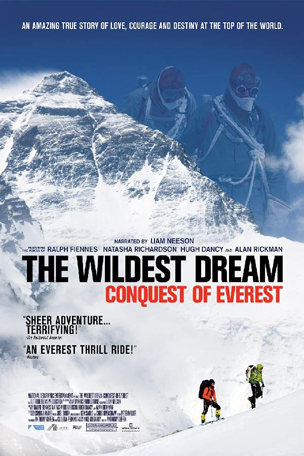 The Wildest Dream: Conquest of Everest (2010)