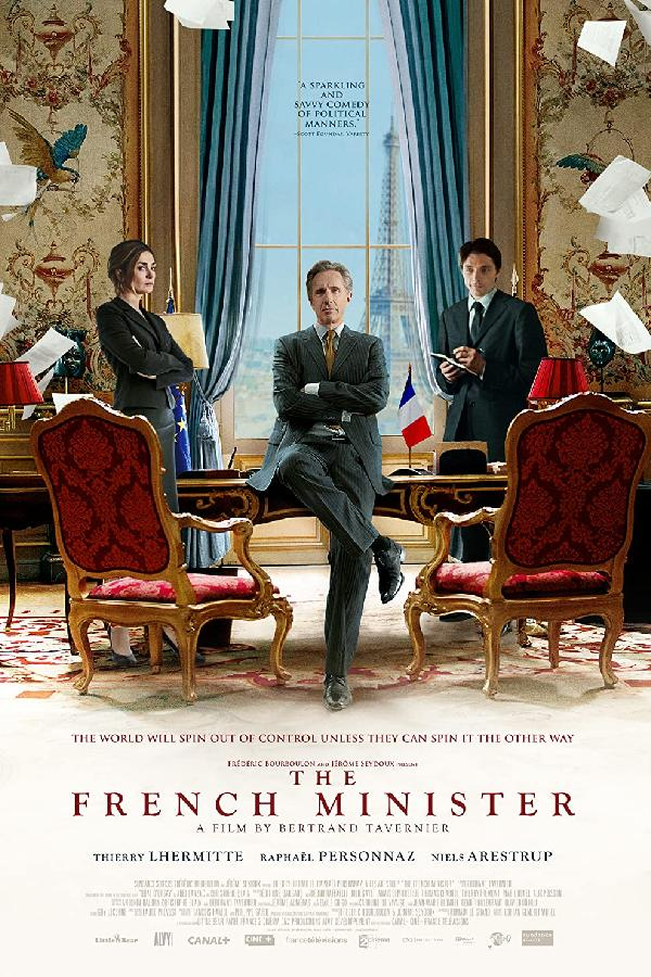 The French Minister (2013)