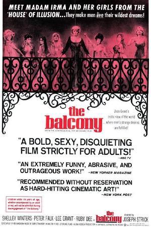 The Balcony (1963)