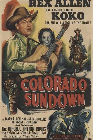 Colorado Sundown (1952)