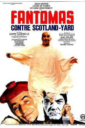Fantomas vs Scotland Yard (1967)