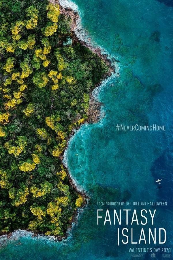 Blumhouse's Fantasy Island (2020)