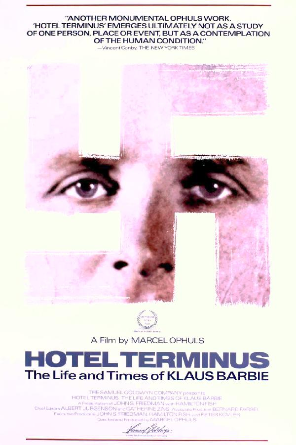 Hotel Terminus: The Life and Times of Klaus Barbie (1987)