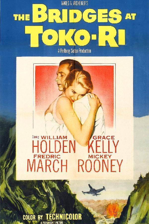 The Bridges at Toko-Ri (1954)
